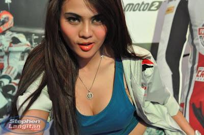 Foto HOT: Model Seksi Anggita Sari, Pacar Gembong Narkoba Freddy Budiman - www.zamrudnews.com