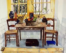 Tafareeltje uit de keuken van Kasteel Amerongen