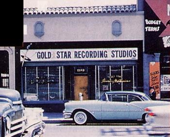 Gold Star Studios Hollywood