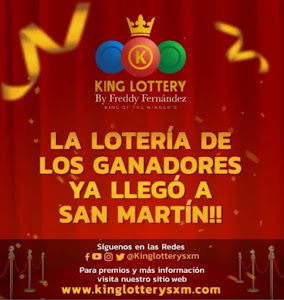 La lotería de los ganadores llegó a San Martin!!