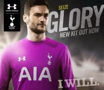 New kits confirmed