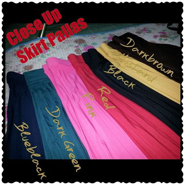 Close up pic skirt pallas