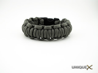 The Millipede Survival Bracelet