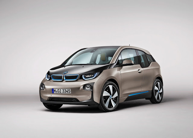 BMW i3 Gets a Global Debut