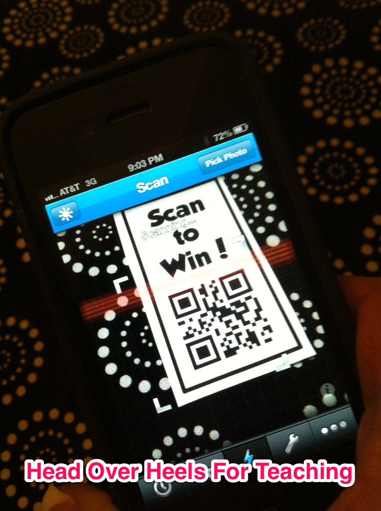 http://www.teacherspayteachers.com/Product/Scan-To-Win-Reward-Tickets-620851