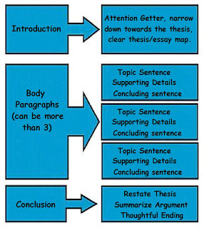topic sentence and controlling idea exercises