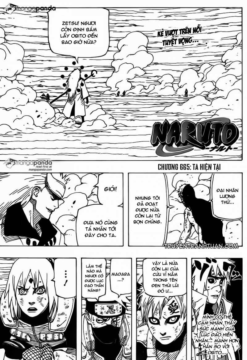 Naruto - Chapter 665 - Pic 4