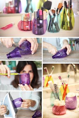Botol cantik untuk beragam kegunaan