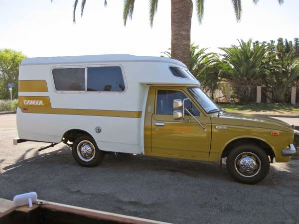 Used RVs 1976 Toyota Chinook For Sale by Owner