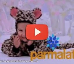 Segunda campanha dos mamíferos da Parmalat, em 1997. Sucesso entre as crianças e adultos.