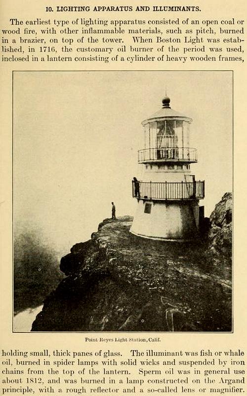 Point Reyes Light Station, California