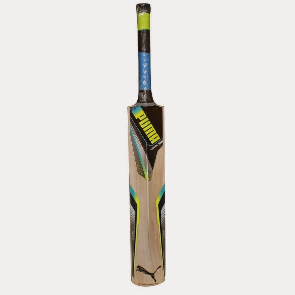 Amazon: Buy Puma Pulse GT Kashmir Willow Cricket Bat, Full Size at Rs. 875.
