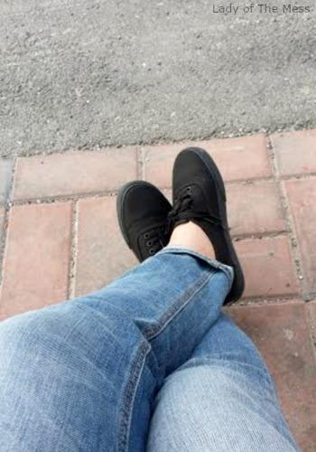 Vans, kengät, tennarit