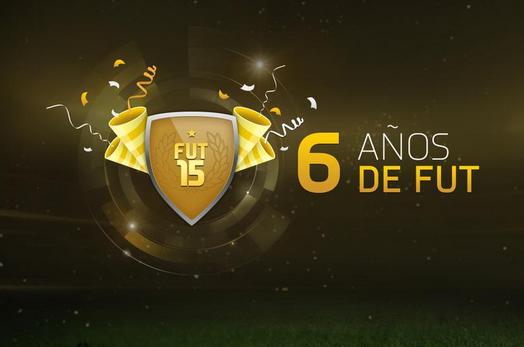 Sexto aniversario FIFA 15 Ultimate Team, anniversary FUT 15