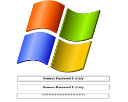 Extremely easy steps to removing Windows account password entirely