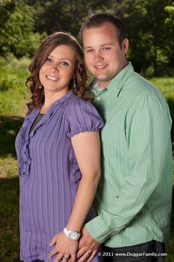 Josh and Anna Duggar Family