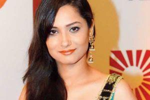 Ankita Lokhande Saree