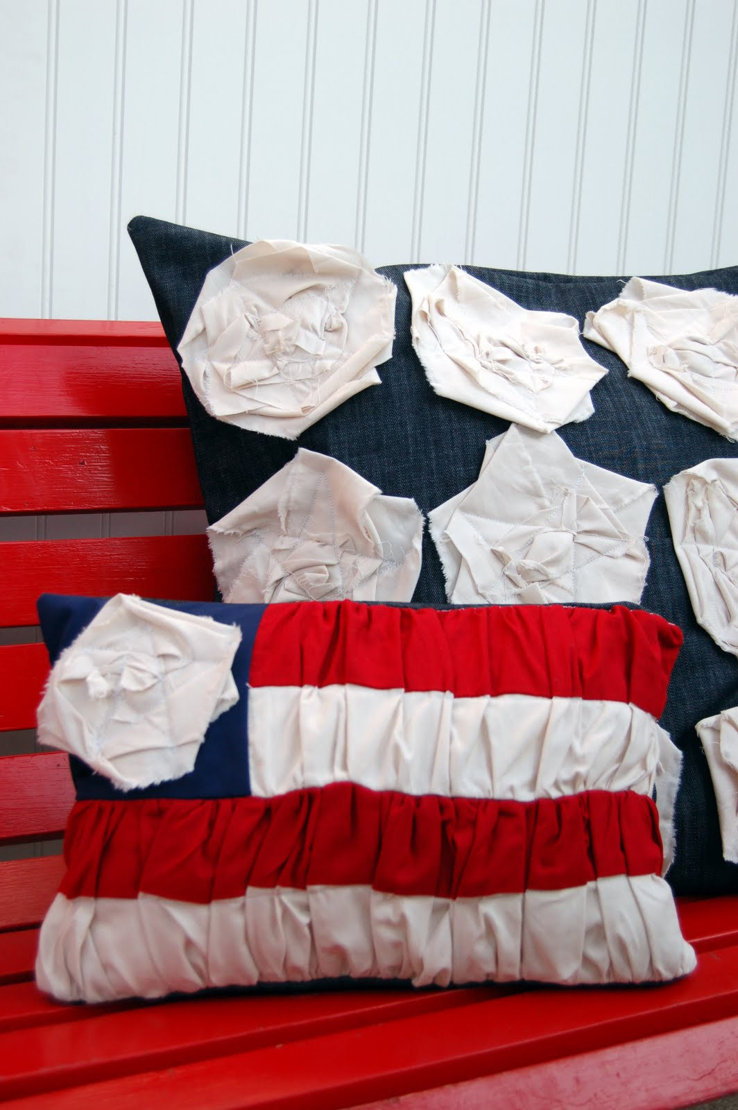 Free Pattern Features: 4th of July