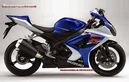 Gambar Modifikasi Motor Suzuki Thunder