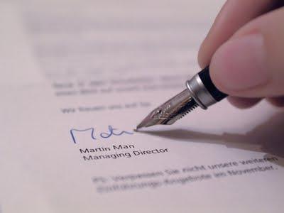 Contoh-Contoh Surat Lamaran Kerja