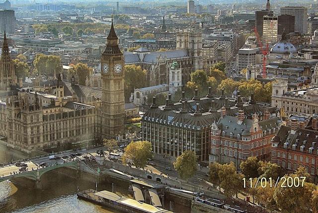 Como organizar un viaje a Londres