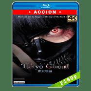 Tokyo ghoul (2017) 4K UHD Audio Japones 5.1 Subtitulada