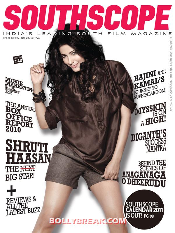 , South Indian Actresses South Scope Magazine Cover Pages Scans