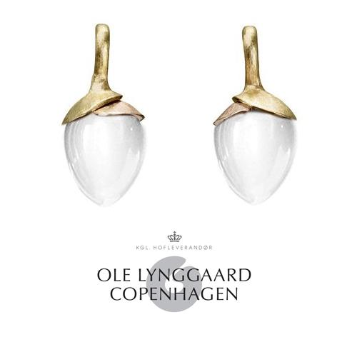 Princess Mary  - Ole Lynggaard Lotus earrings