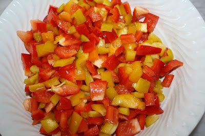 ricetta pasta fredda verdure