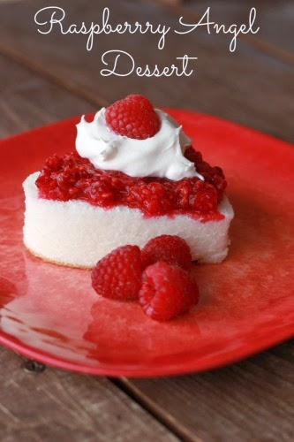 Raspberry Angel Dessert Raspberry Angel Dessert Recipe