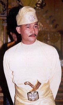 Sultan Mahmud Otteman Perkasa Alam