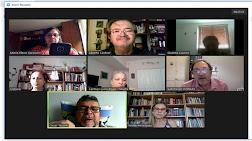 Reunión virtual mayo 2020