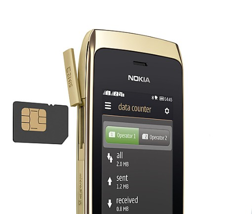 Nokia Asha 308 Dual SIM