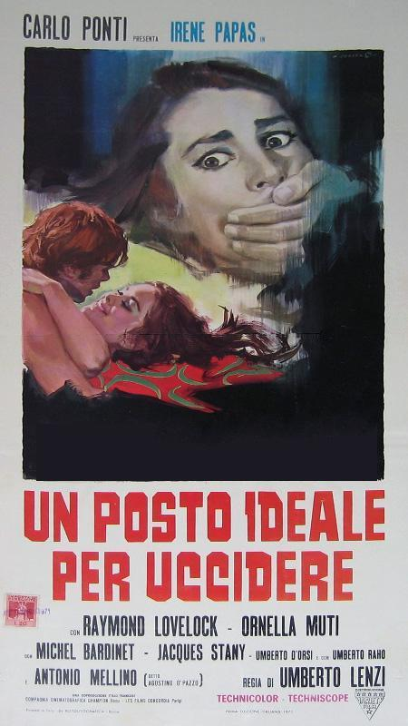 An Ideal Place to Kill (1971) Un posto ideale per uccidere