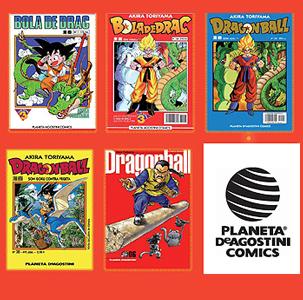20 aniversario Bola de Dragón /Bola de Drac