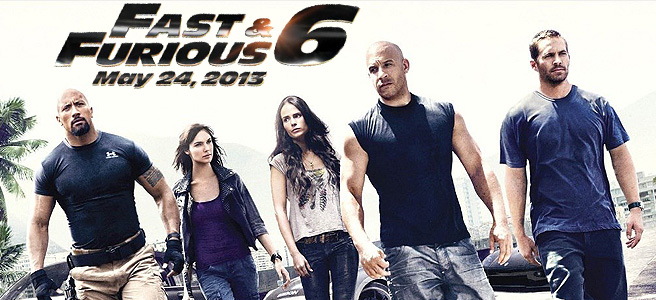 and furious 6 cast Fast