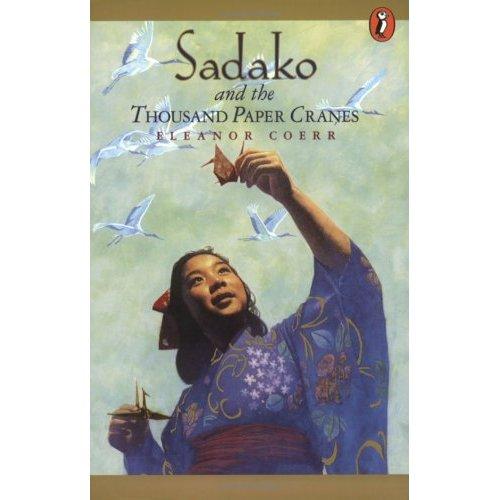 sadako and the paper cranes pdf
