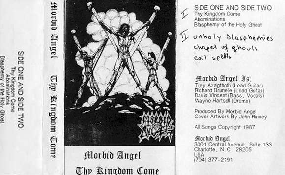 Unholy Ghost - Demo 2003