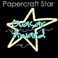 Papercraft Star Challenge 96, 97,98,136