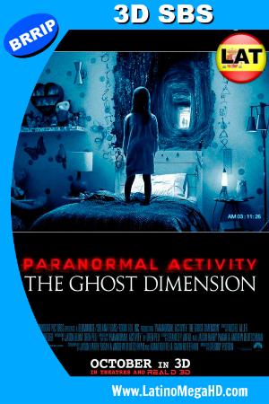 Actividad Paranormal 5: La Dimensión Fantasma (2015) Latino Full 3D SBS 1080P - 2015