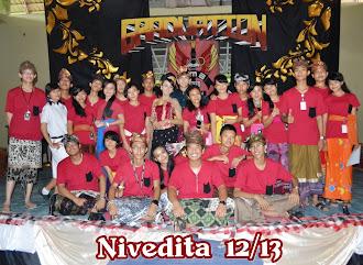 NIVEDITA 12/13