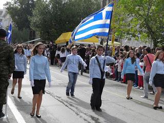 Παρέλαση 28ης Οκτωβρίου 2012 στη Θήβα: Όλες οι φωτογραφίες εδώ αποκλειστικά