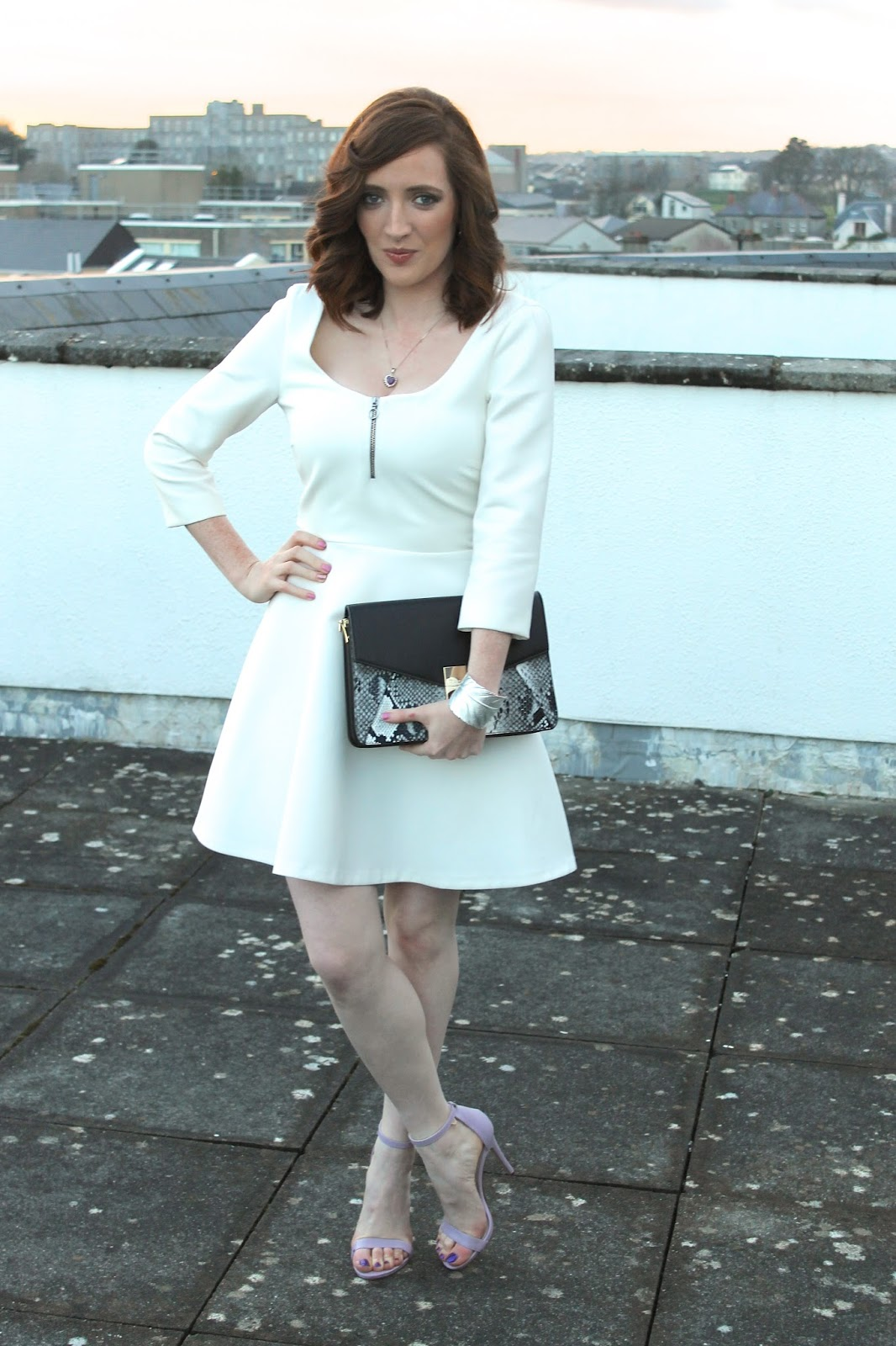 Bec Boop Irish Fashion innovation awards 2015 outfit