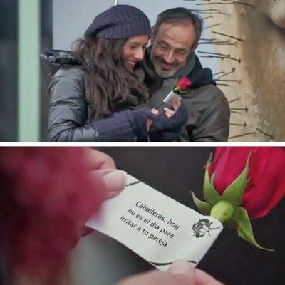 Suave regalo para San Valentín con Wilkinson
