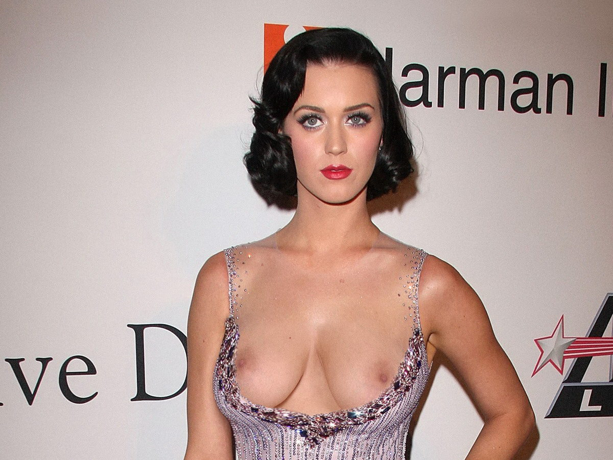 See through katy perry naked