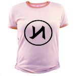 Nihilism Jr. Ringer T-Shirt