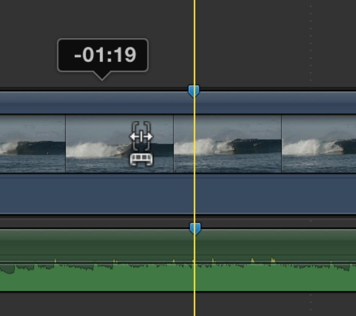 how to sync audio final cut pro x