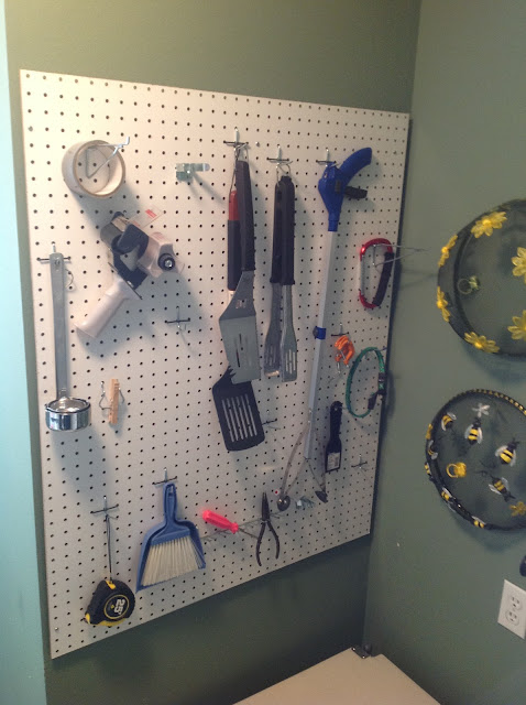 Purses and Pegboards