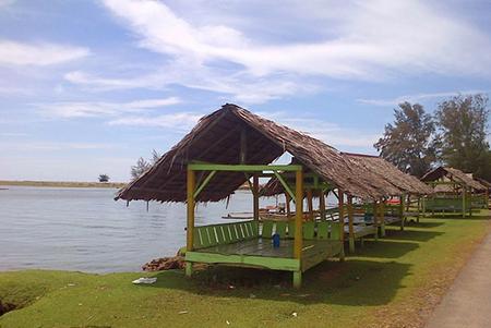 Pantai Tiram Pariaman
