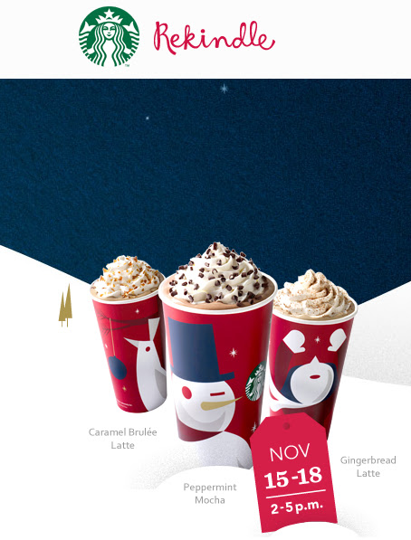 starbucks bogo 2012